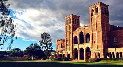 Photo of University UCLA at 405 Hilgard Ave, Los Angeles, CA 90095, United States