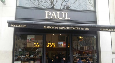 Photo of Bakery Boulangerie Paul at France