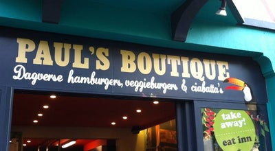 Photo of Burger Joint Paul's Boutique at Koningin Astridlaan 209, Gent 9000, Belgium