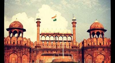 Photo of Castle Red Fort (Lal Quila) at Netaji Subhash Marg, New Delhi 110002, India