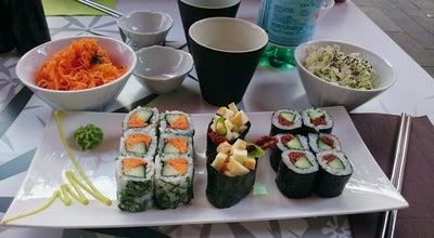 Photo of Sushi Restaurant Samuraï Sushis at 45 Rue Bersot, Besançon 25000, France