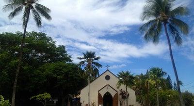Photo of Church Holy Innocents Church at 561, Lahaina, HI 96761, United States