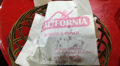Photo of Burger Joint Burger California at Agim Ramadanj, Prishtina 10000, Kosovo