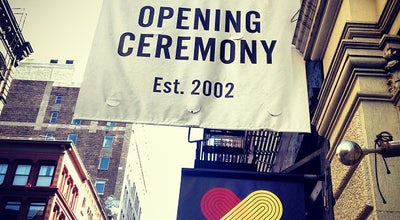 Photo of Boutique Opening Ceremony at 35 Howard St, New York, NY 10013, United States