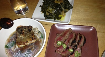 Photo of New American Restaurant Axe at 1009 Abbot Kinney Blvd, Venice, CA 90291, United States