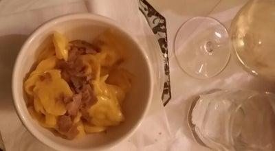 Photo of Italian Restaurant Da Silverio at Via Cavour, 14, Faenza 48018, Italy