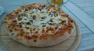 Photo of Pizza Place Andy's Pizza at Str. Nicolae Testemiţanu, 23, Chişinău, Moldova