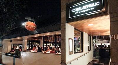 Photo of Mexican Restaurant Tortilla Republic Laguna Beach at 480 S Coast Hwy, Laguna Beach, CA 92651, United States