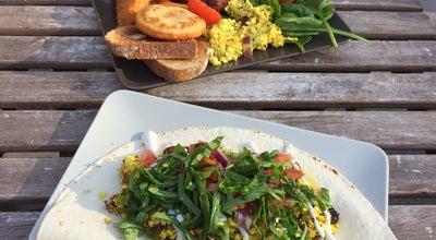 Photo of Vegetarian / Vegan Restaurant Teatime Collective at St Wilfrids Enterprise, Manchester M15 5BJ, United Kingdom