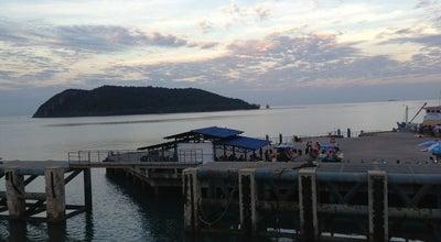 Photo of Pier Thong Sala Pier at Thongsala, Koh Phangan 84280, Thailand