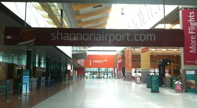 Photo of Airport Shannon Airport - U.S. Preclearance at Shannon Airport (snn), Shannon, Ireland