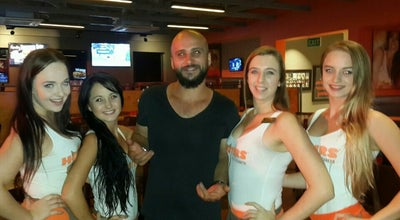 Photo of American Restaurant Hooters Port Elizabeth at South Africa
