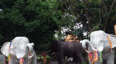 Photo of History Museum กู่ช้าง กู่ม้า ลำพูน at หลัง ร.ร. จักรคำฯ, Mueang Lamphun, Changwat Lamphun, Thailand