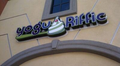 Photo of Ice Cream Shop yoguriffic at 11123 Long Beach Blvd, Lynwood, CA 90262, United States