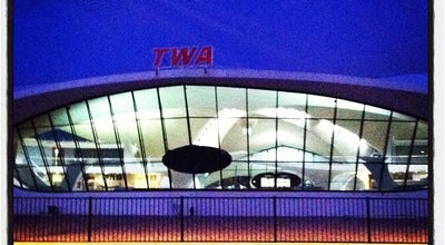 Photo of Historic Site TWA Flight Center at Terminal 5, John F Kennedy International Airport, NY, United States