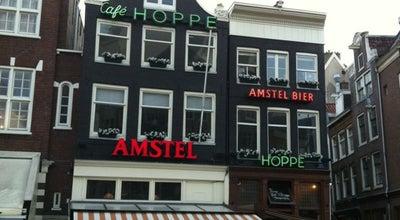 Photo of Bar Hoppe at Spui 18, Amsterdam 1012 XA, Netherlands