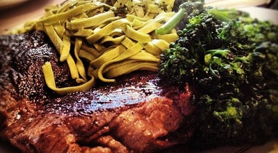 Photo of Italian Restaurant Restaurante Spaghetto at R. Visc. Do Rio Branco, 1302, Curitiba 80420-210, Brazil