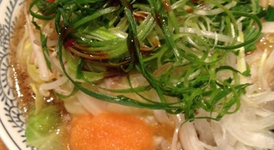 Photo of Food 丸源ラーメン 門真店 at 脇田町33-29, 門真市 571-0011, Japan