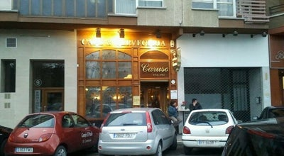 Photo of Wine Bar Café Caruso at Enrique Eguren, 9, Vitoria-Gasteiz 01009, Spain
