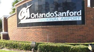 Photo of Airport Orlando Sanford International Airport (SFB) at 1200 Red Cleveland Blvd, Sanford, FL 32773, United States