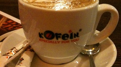 Photo of Coffee Shop Kofein at Ул. Пушкинская, 31а, Ялта 98604, Ukraine