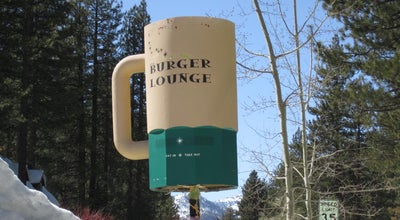 Photo of Burger Joint Burger Lounge at 717 Emerald Bay Rd, South Lake Tahoe, CA 96150, United States