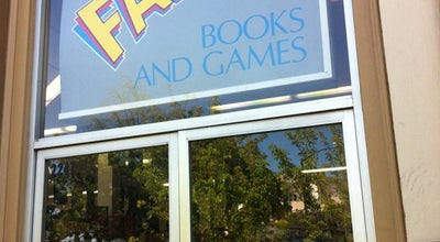Photo of Bookstore Fantasy Books and Games at 2247 1st St, Livermore, CA 94550, United States