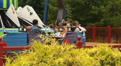 Photo of Theme Park Joker's Wildcard at Six Flags New England, Agawam, MA 01001, United States