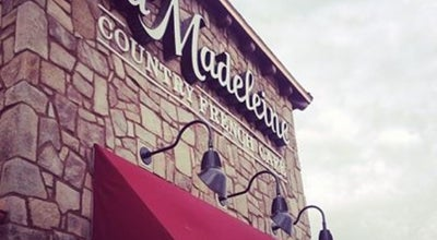 Photo of French Restaurant La Madeleine at 4406 19th St, Lubbock, TX 79407, United States