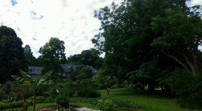 Photo of Botanical Garden Botanischer Garten at Schlossgarten, Münster, Germany