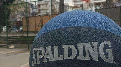 Photo of Basketball Court Mudanya Basketbol Sahası at Mudanya, Turkey