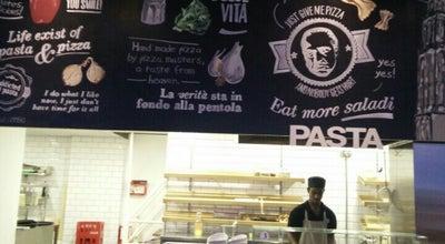 Photo of Pizza Place De Pasta Fabriek at Stoeldraaierstraat, Groningen, Netherlands