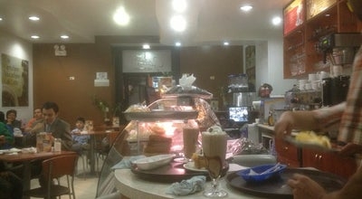 Photo of Coffee Shop Ginas Café de la Casa at Ecuador