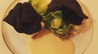 Photo of French Restaurant L'Ambroisie at 9 Place Des Vosges, Paris 75004, France