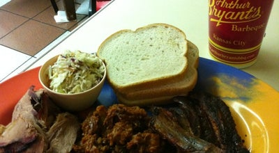Photo of BBQ Joint Arthur Bryant's Barbeque at 1727 Brooklyn Ave, Kansas City, MO 64127, United States