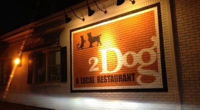Photo of Cafe 2 Dog Restaurant at 317 Spring St Se, Gainesville, GA 30501, United States