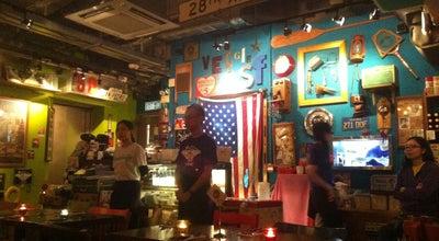 Photo of Vegetarian / Vegan Restaurant Veggie SF Café at 11 Stanley St, Central, Hong Kong