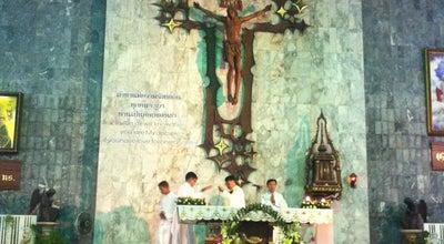 Photo of Church วัดแม่พระนิจจานุเคราะห์ at Noen Phra, Thailand