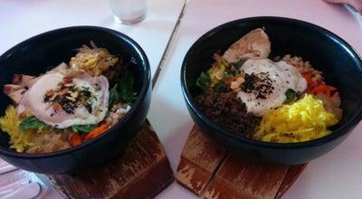 Photo of Korean Restaurant yolk asian kitchen at 906 Tiger Blvd, Clemson, SC 29631, United States