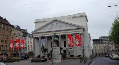 Photo of Theater Theater Aachen at Theaterplatz 1, Aachen 52062, Germany