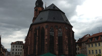Photo of Church Heiliggeistkirche at Heiliggeiststr. 17, Heidelberg 69117, Germany