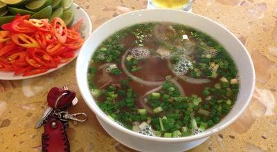 Photo of Ramen / Noodle House Phở Hùng at 241-243 Nguyễn Trãi, Q1, Hồ Chí Minh, Vietnam