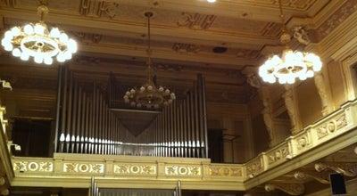 Photo of Concert Hall Besední dům at Brno, Czech Republic