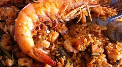 Photo of Seafood Restaurant Mariscos Roque at Av. Gustavo Baz 292, Tlalnepantla 54060, Mexico