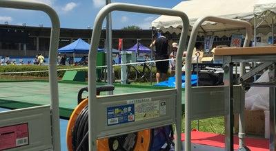 Photo of Racetrack 千葉競輪場 at 弁天4-1, 千葉市中央区 260-0045, Japan