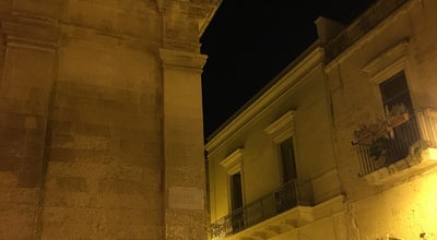 Photo of Historic Site Piazzetta Chiesa Greca at Lecce, Italy