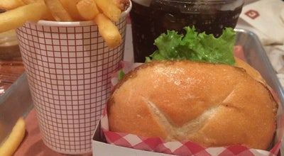 Photo of Burger Joint Clarke's Standard at 870 Broadway, New York, NY 10003, United States
