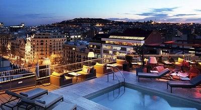 Photo of Roof Deck La Dolce Vitae - Terrassa del Majestic at Passeig De Gràcia, 68, Barcelona 08007, Spain