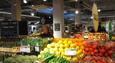 Photo of Supermarket Whole Foods Market at 2-6 Fulham Broadway, London SW6 1AA, United Kingdom