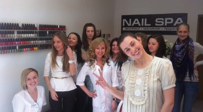 Photo of Nail Salon NAIL SPA /Петроградская/ at Ул. Большая Пушкарская, 54, Санкт-Петербург, Russia